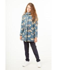 Куртка-парка для девочки БАТ-4317