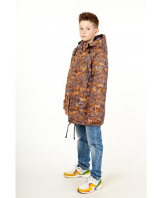 Куртка-парка для мальчика БАТ-4617