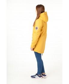 Куртка-парка для девочки БАТ-4117