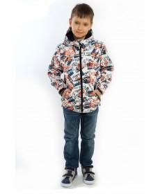 Ветровка для мальчика БАТ-6417