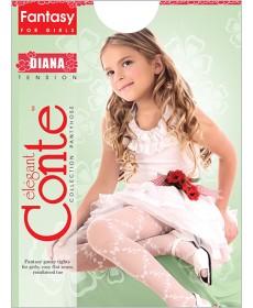 Колготки детские CONTE DIANA. 8C-101