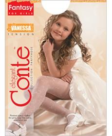Колготки детские CONTE VANESSA. 8C-101