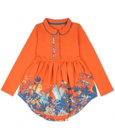 Платье для девочки KOG-151-329-51