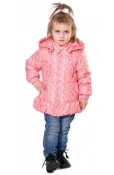 Куртка утепленная для девочки SAIMA-2717