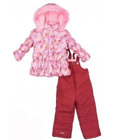 Комплект утепленный для девочки SAIMA-2661