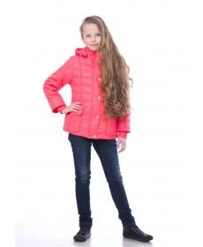 Куртка утепленная для девочки SAIMA-2667
