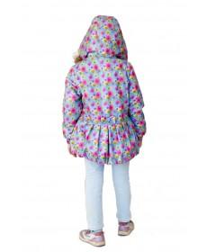 Куртка для девочки SAIMA-2722-1