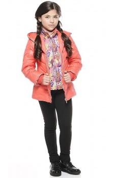 Куртка утепленная для девочки SAIMA-2721