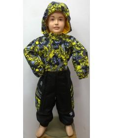 Комбинезон утепленный для мальчика SAIMA-2109