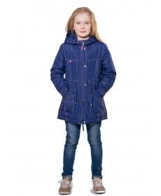 Куртка утепленная для девочки SAIMA-W118F110
