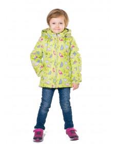 Куртка утепленная для девочки SAIMA-W126F120