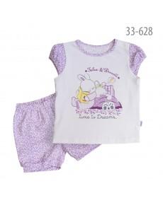 Пижама для девочки СЯ-33-628