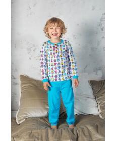 Пижама для мальчика AZ-302