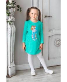 Платье для девочки AZ-740
