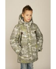 Куртка  для мальчика YOOT-1206