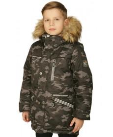 Куртка утеплённая для мальчика YOOT-1222