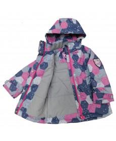 Комплект утеплённый для девочки YOOT-2326