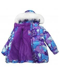 Комплект утеплённый для девочки YOOT-2330