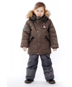 Комплект утеплённый для мальчика YOOT-2381