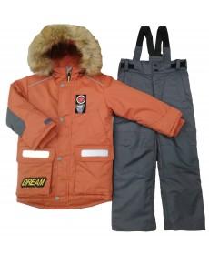 Комплект утеплённый для мальчика YOOT-2389