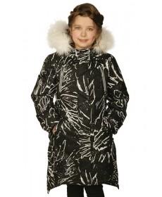 Пальто утеплённое для девочки YOOT-2796