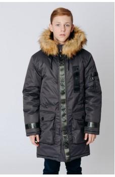 Куртка утеплённая для мальчика