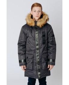 Куртка утеплённая для мальчика YOOT-3527-1