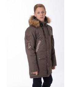 Куртка утеплённая для мальчика YOOT-3531-1