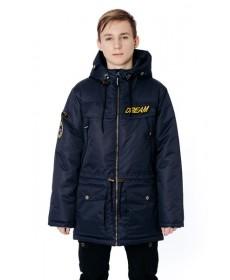 Куртка утеплённая для мальчика YOOT-3535