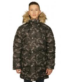 Куртка утеплённая для мальчика YOOT-3548