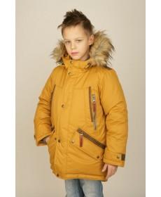 Куртка утепленная для мальчика YOOT-3558