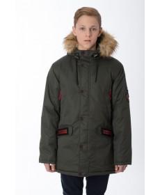 Куртка утеплённая для мальчика YOOT-3564