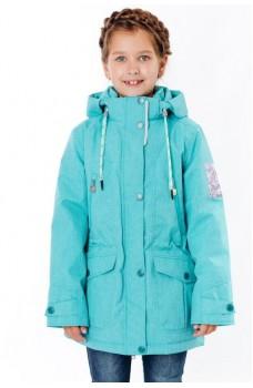 Куртка утеплённая для девочки-подростка