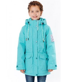 Куртка утеплённая для девочки YOOT-7070