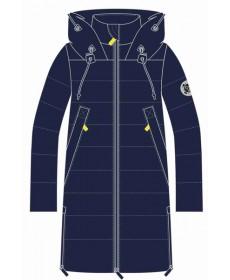 Пальто утепленное для девочки YOOT-7133