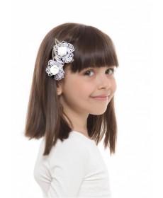 Заколка для волос LAR-LR-AC-CC-K-2-KG-ROSE