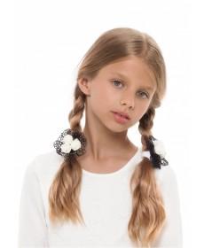 Резинка для волос LAR-LR-AC-E-K-2-KG-ROSE