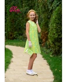 Платье для девочки LS-7040