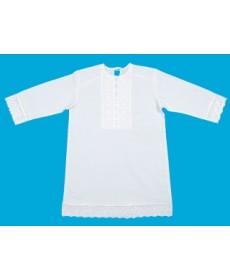 Крестильная рубашечка TRON-1126