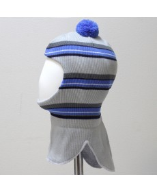 Шапка-шлем для мальчика MARH-5318