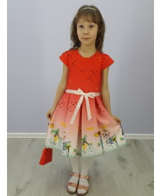 Платье для девочки MIN-КСЮША