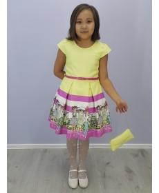 Платье для девочки MIN-ЛИЯ
