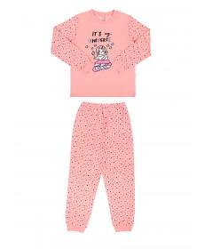 Пижама для девочки RUZ-004051