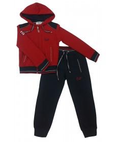 Спортивный костюм для девочки BOLD-140